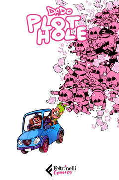 Copertina PLOT HOLE n. - PLOT HOLE, FELTRINELLI COMICS