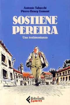 Copertina SOSTIENE PEREIRA n. - SOSTIENE PEREIRA, FELTRINELLI COMICS