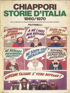 Copertina STORIE D'ITALIA n.2 - 1860-1870, FELTRINELLI EDITORE