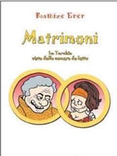 Copertina MATRIMONI n. - ILLUSTORIE 13-TURCHIA VISTA DALLA CAMERA DA LETTO, FERNANDEL