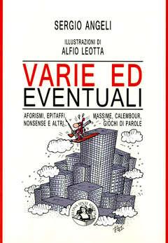 Copertina VARIE ED EVENTUALI n. - VARIE ED EVENTUALI, FESTINA LENTE EDIZIONI