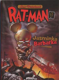 FIBRA NAKLADA - RAT-MAN IN CROATO BROSSURATO