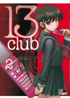 Copertina 13 CLUB (m2) n.2 - 13 CLUB, FLASHBOOK