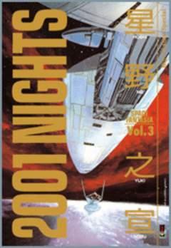 Copertina 2001 NIGHTS M3 n.3 - 2001 NIGHTS RISTAMPA, FLASHBOOK