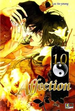 Copertina AFFECTION n.10 - AFFECTION (m11), FLASHBOOK