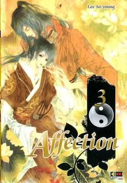 Copertina AFFECTION n.3 - AFFECTION (m11), FLASHBOOK