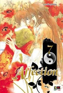 Copertina AFFECTION n.7 - AFFECTION (m11), FLASHBOOK