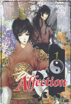 Copertina AFFECTION (m11) n.1 - AFFECTION, FLASHBOOK