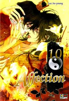 Copertina AFFECTION (m11) n.10 - AFFECTION, FLASHBOOK