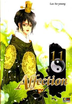 Copertina AFFECTION (m11) n.11 - AFFECTION, FLASHBOOK