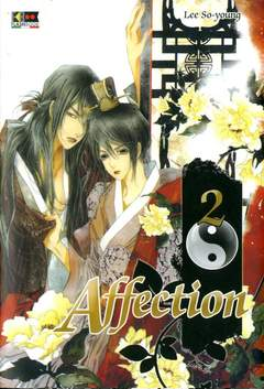 Copertina AFFECTION (m11) n.2 - AFFECTION, FLASHBOOK