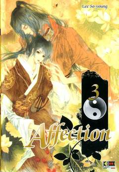 Copertina AFFECTION (m11) n.3 - AFFECTION, FLASHBOOK