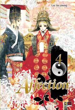 Copertina AFFECTION (m11) n.4 - AFFECTION, FLASHBOOK