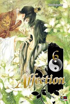 Copertina AFFECTION (m11) n.6 - AFFECTION, FLASHBOOK
