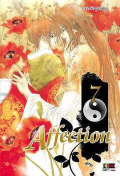 Copertina AFFECTION (m11) n.7 - AFFECTION, FLASHBOOK