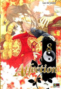 Copertina AFFECTION (m11) n.8 - AFFECTION, FLASHBOOK