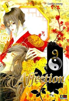Copertina AFFECTION (m11) n.9 - AFFECTION, FLASHBOOK