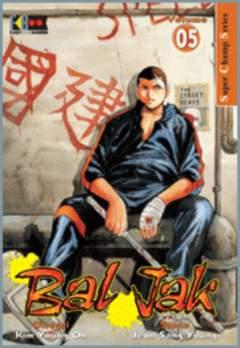 Copertina BAL JAK M12 n.5 - BAL JAK 5, FLASHBOOK
