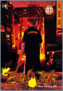 Copertina BAL JAK M12 n.7 - BAL JAK M12                  7, FLASHBOOK