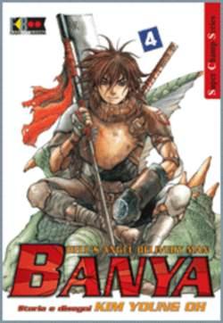 Copertina BANYA 3 n.4 - BANYA (m5), FLASHBOOK