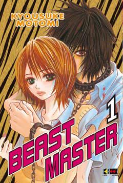 Copertina BEAST MASTER (m2) n.1 - BEAST MASTER, FLASHBOOK