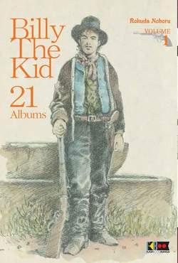 Copertina BILLY THE KID n.1 - BILLY THE KID (m3), FLASHBOOK