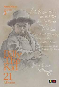 Copertina BILLY THE KID n.3 - BILLY THE KID (m3), FLASHBOOK