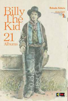 Copertina BILLY THE KID (m3) n.1 - BILLY THE KID, FLASHBOOK
