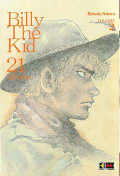 Copertina BILLY THE KID (m3) n.2 - BILLY THE KID, FLASHBOOK