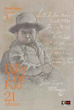 Copertina BILLY THE KID (m3) n.3 - BILLY THE KID, FLASHBOOK