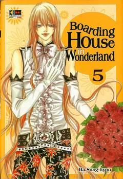 Copertina BOARDING HOUSE IN WONDERLAND n.5 - BOARDING HOUSE IN WONDERLAND (m7), FLASHBOOK