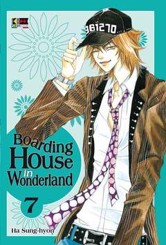 Copertina BOARDING HOUSE IN WONDERLAND n.7 - BOARDING HOUSE IN WONDERLAND (m7), FLASHBOOK