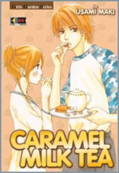 Copertina CARAMEL MILK TEA n.0 - CARAMEL MILK TEA, FLASHBOOK