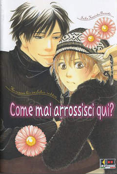 Copertina COME MAI ARROSSISCI QUI? n.0 - MIMITABU NO RIYU, FLASHBOOK