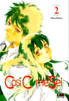 Copertina COSI' COME SEI - OKASHIRATSUKI n.2 - OKASHIRATSUKI, FLASHBOOK