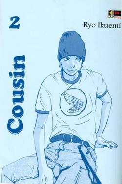 Copertina COUSIN (m3) n.2 - COUSIN, FLASHBOOK