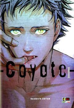 Copertina COYOTE n.1 - COYOTE, FLASHBOOK