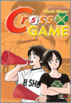 Copertina CROSS GAME (m17) n.5 - CROSS GAME , FLASHBOOK