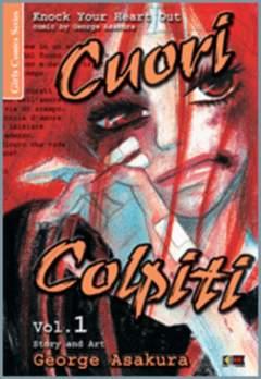 Copertina CUORI COLPITI M2 n.1 - CUORI COLPITI 1 DI 2, FLASHBOOK