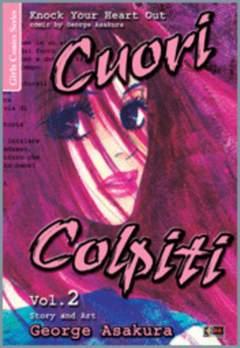 Copertina CUORI COLPITI M2 n.2 - CUORI COLPITI 2 DI 2, FLASHBOOK