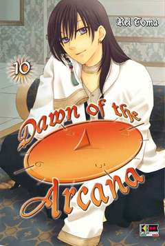 Copertina DAWN OF THE ARCANA n.10 - DAWN OF THE ARCANA (m13), FLASHBOOK
