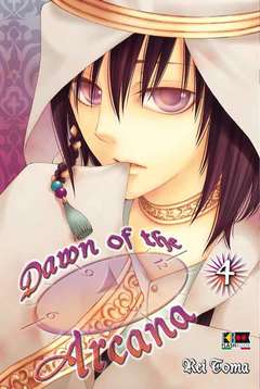 Copertina DAWN OF THE ARCANA n.4 - DAWN OF THE ARCANA (m13), FLASHBOOK