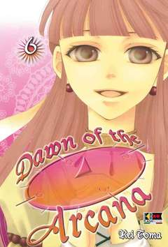 Copertina DAWN OF THE ARCANA n.6 - DAWN OF THE ARCANA (m13), FLASHBOOK