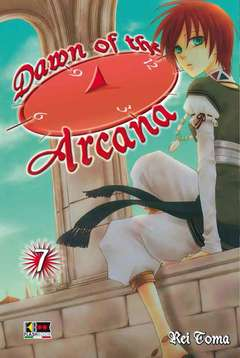 Copertina DAWN OF THE ARCANA n.7 - DAWN OF THE ARCANA (m13), FLASHBOOK