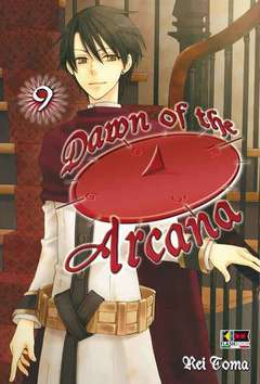 Copertina DAWN OF THE ARCANA n.9 - DAWN OF THE ARCANA (m13), FLASHBOOK