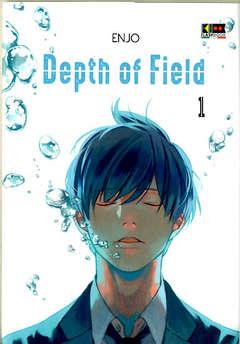 Copertina DEPTH OF FIELD (m2) n.1 - DEPTH OF FIELD, FLASHBOOK