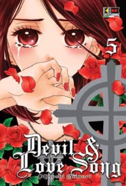 Copertina DEVIL & LOVE SONG n.5 - DEVIL & LOVE SONG (m13), FLASHBOOK