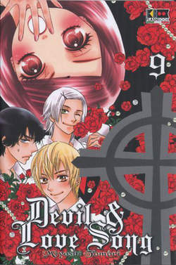 Copertina DEVIL & LOVE SONG n.9 - DEVIL & LOVE SONG (m13), FLASHBOOK