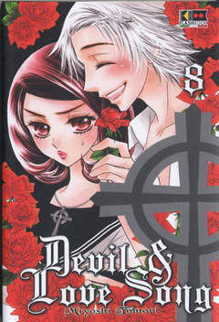 Copertina DEVIL & LOVE SONG (m13) n.8 - DEVIL & LOVE SONG, FLASHBOOK