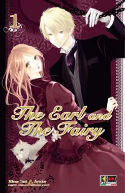 Copertina EARL & THE FAIRY n.1 - EARL & THE FAIRY (m4), FLASHBOOK